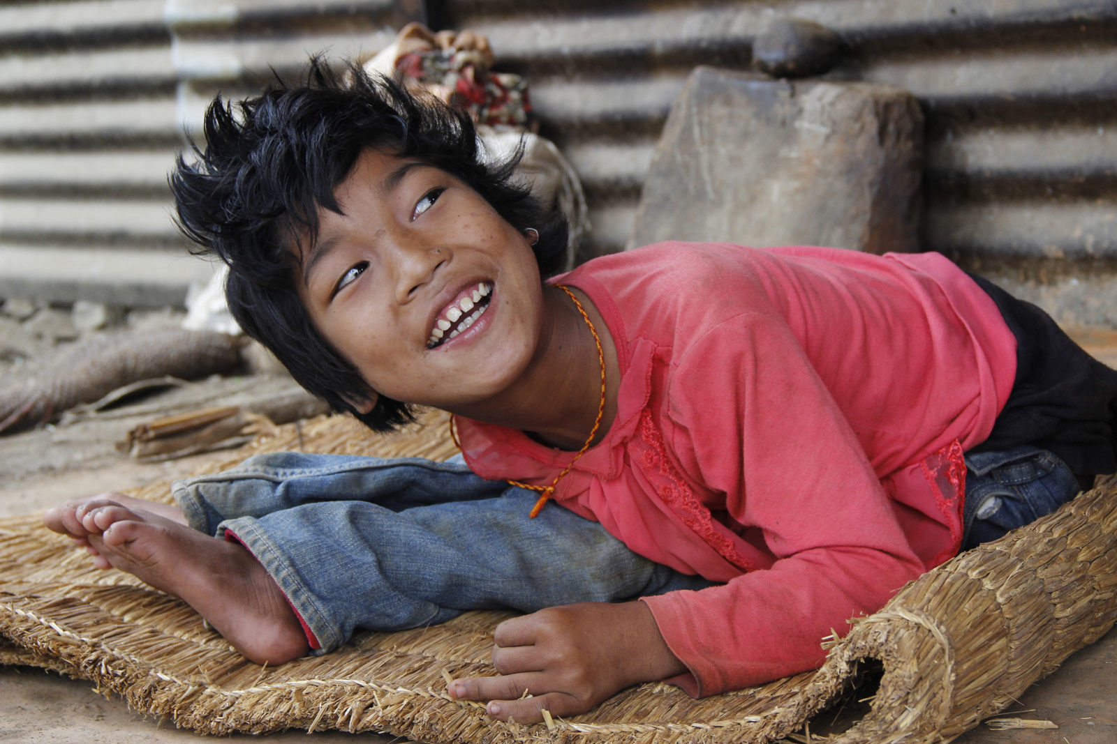"""Sapkota: """"De aardbevingen hebben iedereen getroffen, mensen met en zonder handicap."""""""