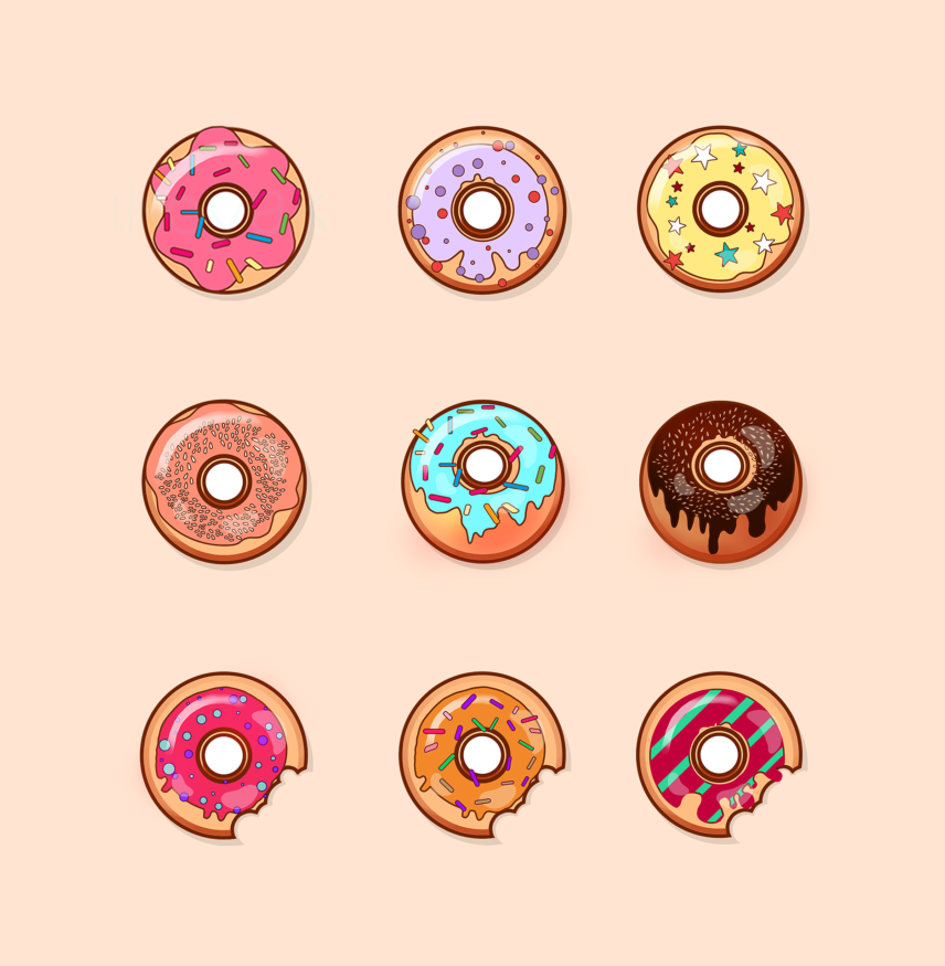 donut-1727498_1920