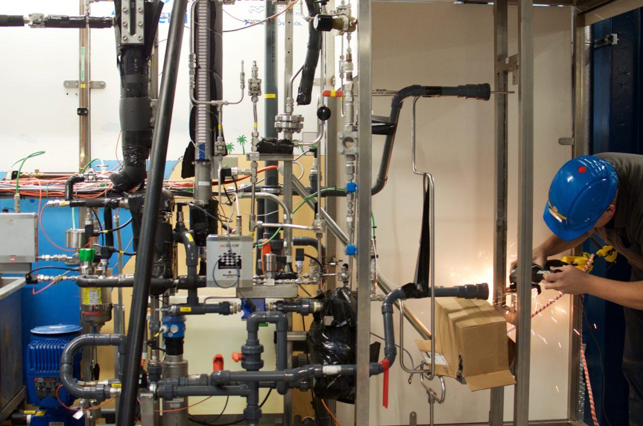 Onderzoek naar elektrochemische oplossingen