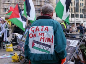 Gaza on my mind