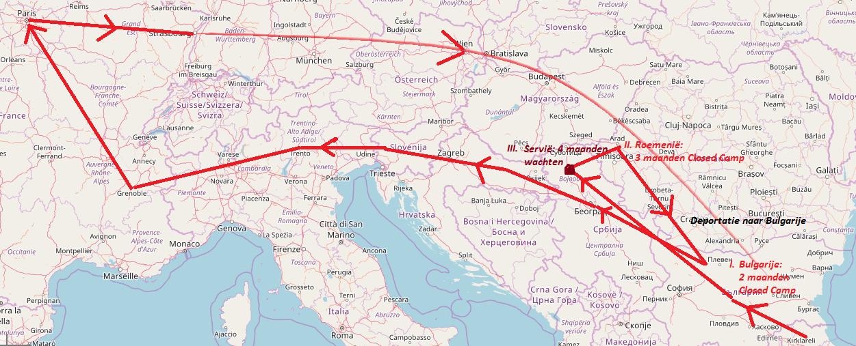Kalan-reis-op-kaart1