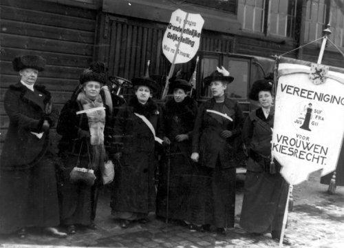 Vrouwenkiesrecht1914