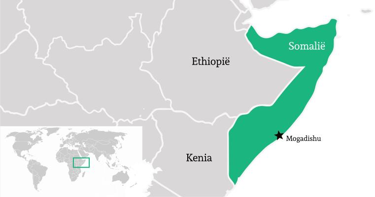 somalie-kaart