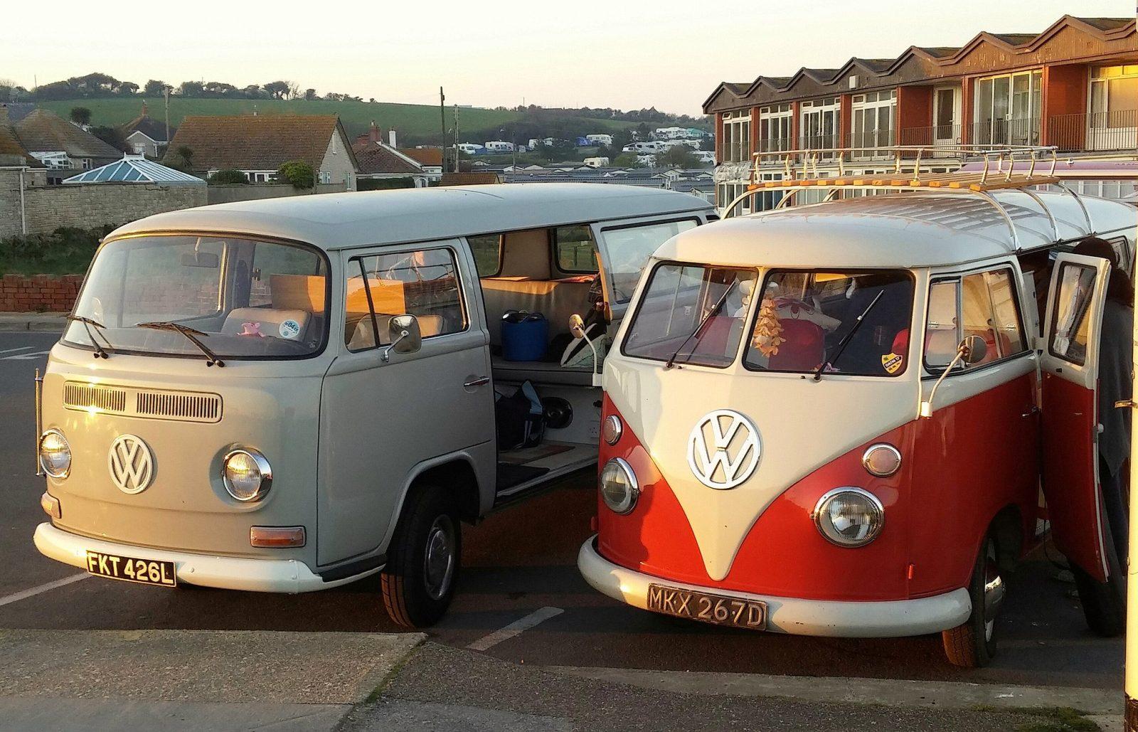 Camperbusje