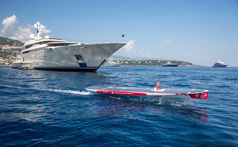 Monaco-jacht