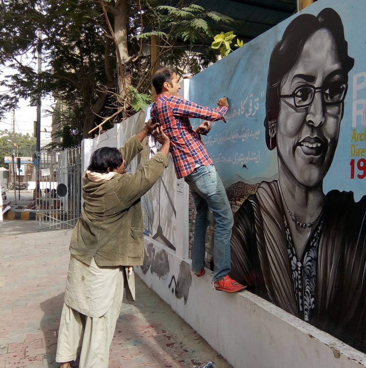 Mensenrechtenactivist Sabeen Mahmud