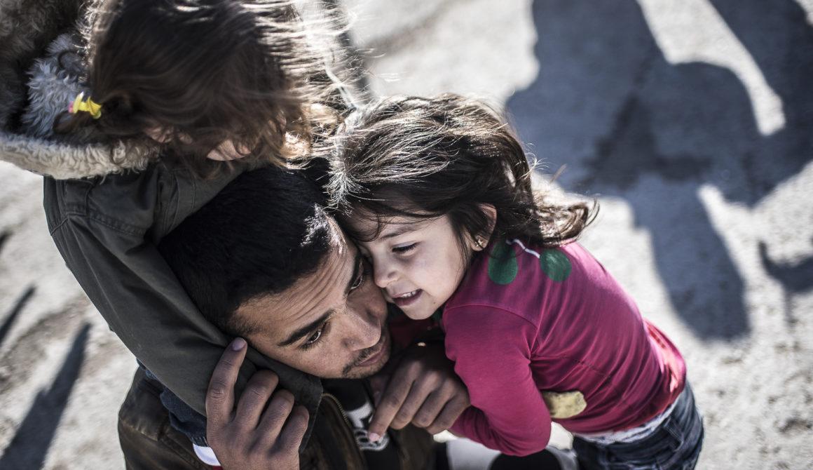 Vluchtelingen en migranten in Chios