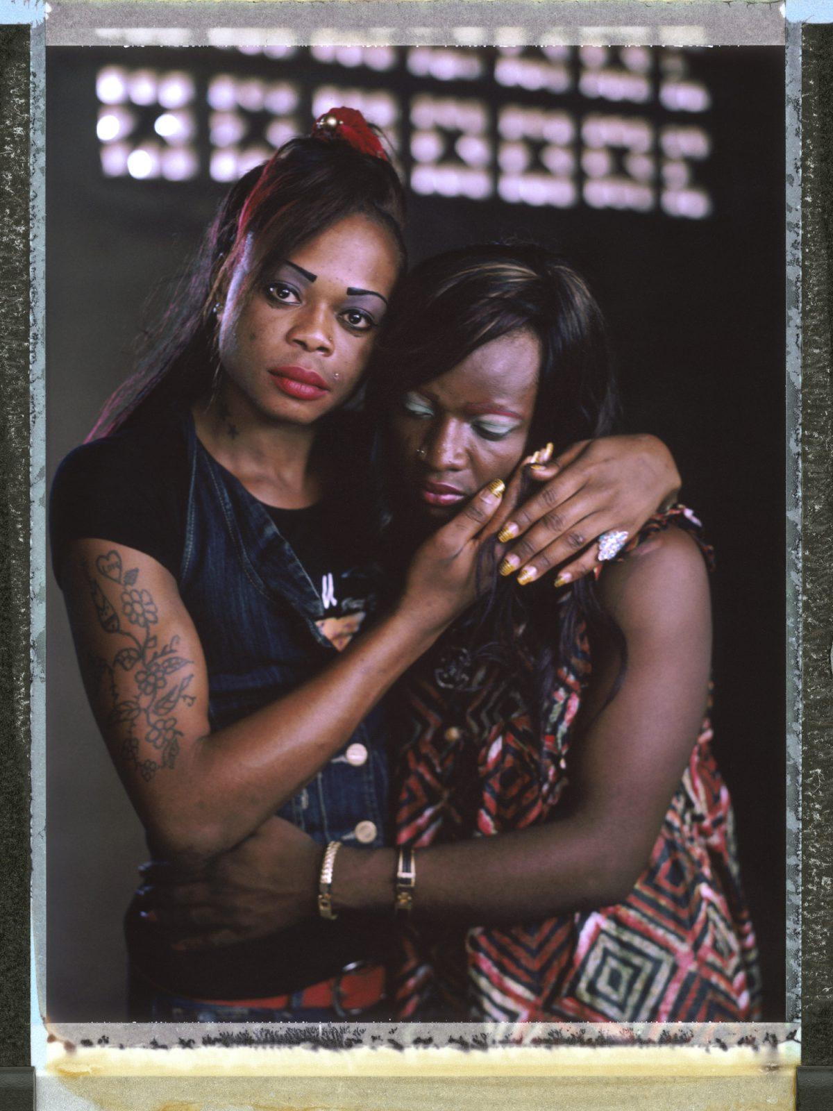 Afrikaanse lesbische verhalen
