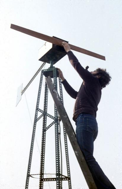 Windturbine van het eerste uur