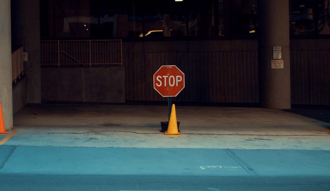 Stop-code-oranje