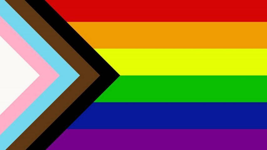 Quasar Pride Flag