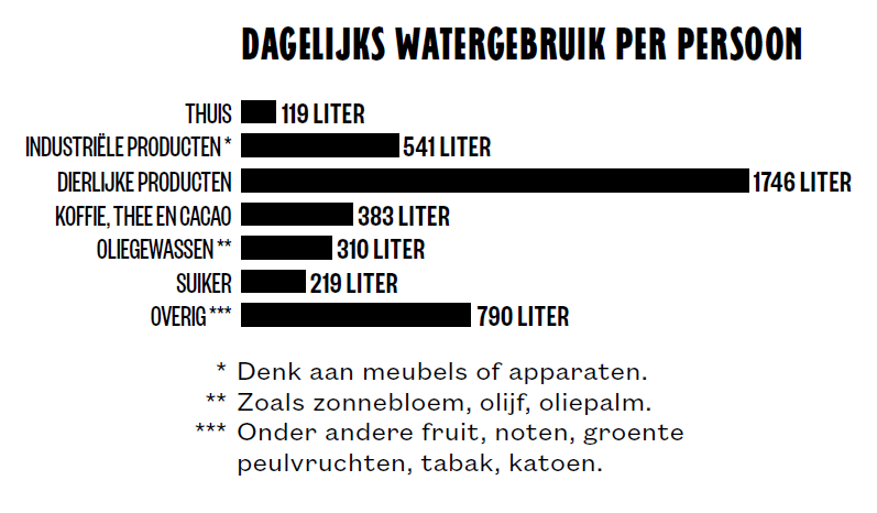 Watergebruik