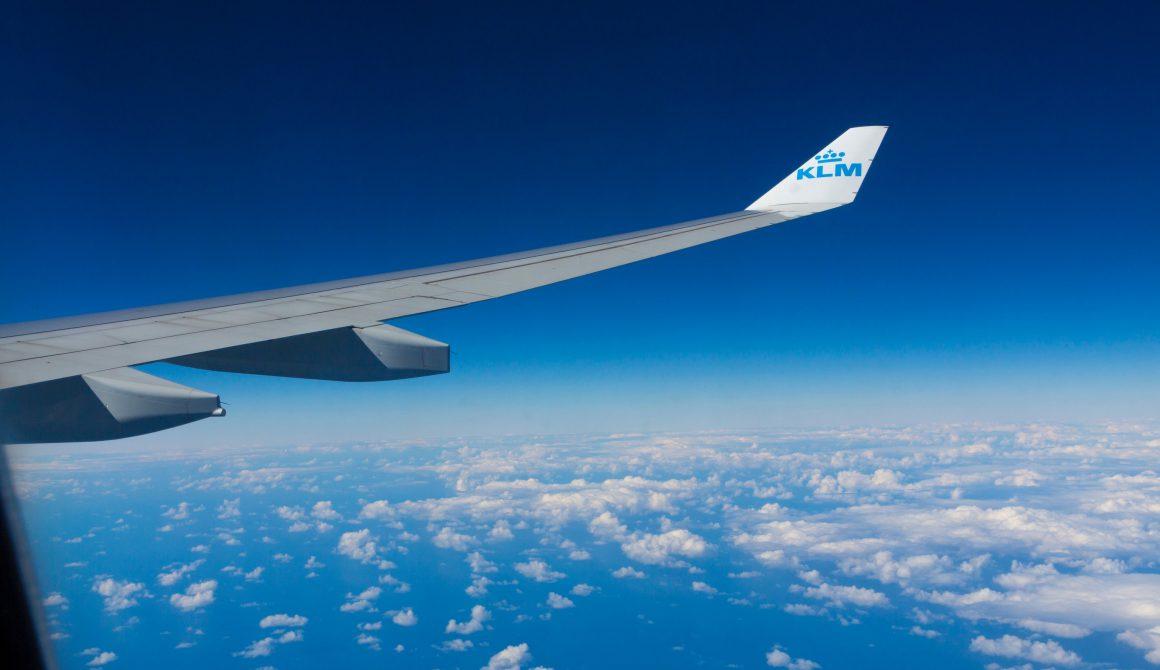 aircraft-wing-klm-396438