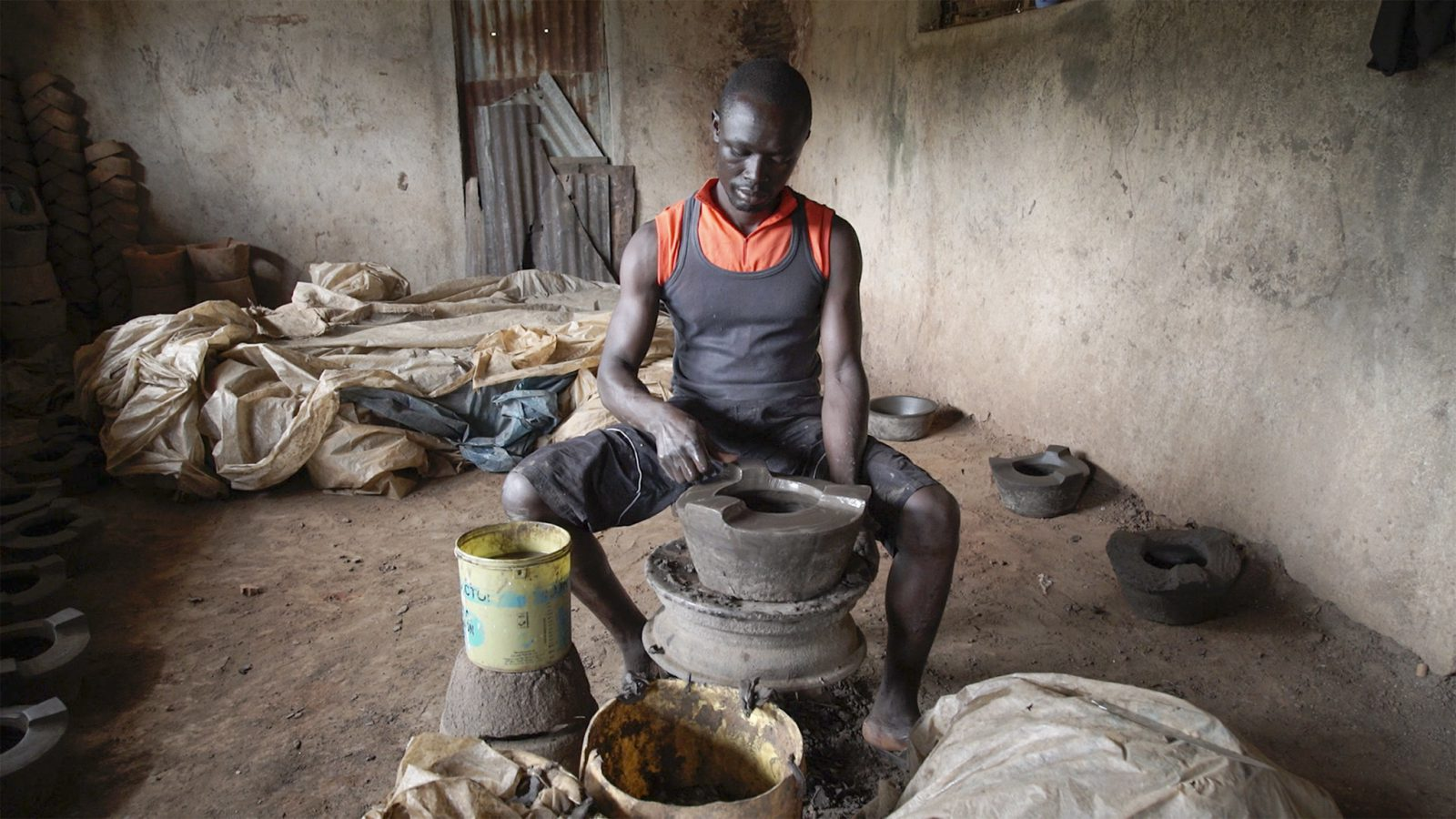 Producing Cook Stoves