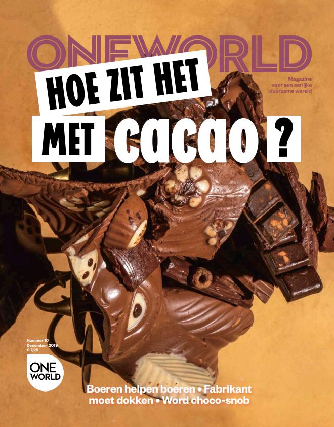 Hoe zit het met cacao cover