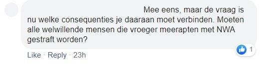Facebook Ron Jans