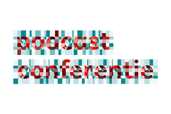 podcast conferentie